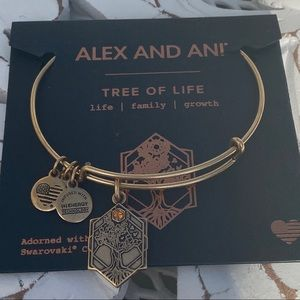 Alex & Ani Tree of Life  Bracelet  NEW
